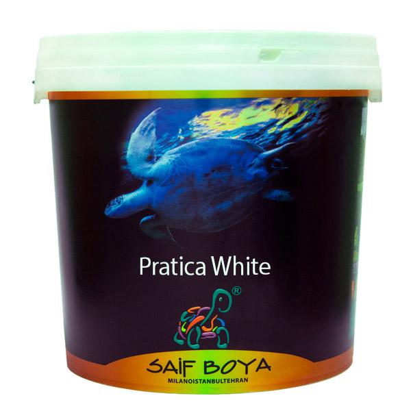 رنگ سقفی مات I ـ Pratica White