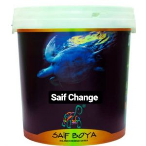 saif change
